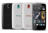 5 x smartphone HTC Desire 500