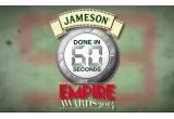 1 x excursie la Londra la Gala Jameson Empire Awards + voucher F64 de 1000 euro, 2 x voucher F64 de 1000 euro