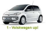 1 x masina Volkswagen up!, 1 x voucher turistic 2000 euro, 1 x TV Samsung, 47 x set ornamente de Craciun, 47 x pereche de casti Sony MDR-ZX100B, 47 x joc Twister, 7 x iPad mini wifi, 7 x iPod nano 16Gb space gray, 7 x troller Samsonite