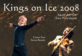 10 invitatii la <i>Kings on Ice 2008</i> oferite de Amphitrion<br />