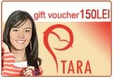 "Un voucher pentru copii in valoare de 150 RON, oferit de <a href=""http://www.tarafashion.ro"" target=""_blank"" rel=""nofollow"">TaraFashion</a><br />"