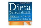 "3 carti <i>""Dieta personalizata - Slabeste in functie de personalitatea ta""</i>, Autor: Alain Golay, <a href=""http://www.all.ro"" target=""_blank"" rel=""nofollow"">Editura All</a><br />"