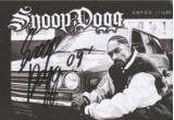 "3 x album Ego Trippin cu autograf de la Snoop Dogg<br type=""_moz"" />"