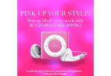 3 x iPod Shuffle Pink