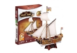 1 x puzzle 3D Maria Yacht