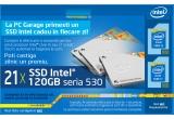 21 x SSD Intel®120GB seria 530