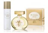 3 x set parfumuri Her Golden Secret by Antonio Banderas