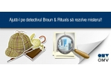 7 x pachet cu produse Braun & Rituals, 1 x gama completa de produse Braun&Rituals
