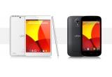 1 x tableta UTOK, 1 x smartphone UTOK, 20 x voucher cu reducere de 5% pentru orice achizitie de smartphone sau tableta de  pe site-ul utok.com