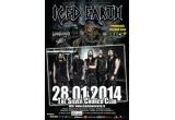2 x invitatie simpla la concertul Iced Earth in The Silver Church