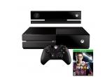 1 x Consola Microsoft Xbox One 500 GB + Kinect Senzor + Joc FIFA 14