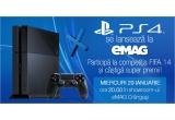 1 x Consola Sony PlayStation 4 500GB + Controller Sony Dualshock 4 + Kit Dual Channel Kingston 8GB, Jocuri GT 6,  Controllere PS3 și multe altele