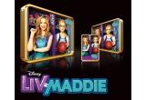 1 x televizor plasma LG 127 cm HD, 1 x iPod shuffle 2GB, 15 x pachet Liv&Maddie ce contin bratara + caiet + breloc + pix