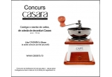 1 x rasnita de cafea din colectia de decoratiuni Casara