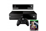 1 x consola Microsoft Xbox One + Kinect Senzor + Joc FIFA 14