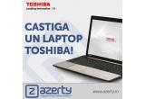 1 x laptop Toshiba Satellite C55-A-16C, 2 bilete la film in reteaua Cinema City pentru orice laptop Toshiba cumparat