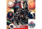 1 x Secret Avengers vol.2, nr 1 + 6 briose de la Selfishdelights
