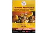 1 x invitatie la Bucate Unicate Maroc in Cafepedia Romana