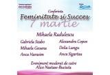 1 x invitatie la evenimentul Feminitate si succes