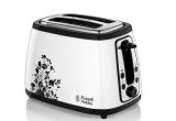 1 x prajitor de paine Russell Hobbs Cottage Floral