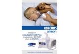 1 x nebulizator Omron C28 Plus