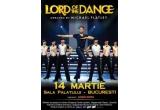 1 x invitatie dubla la spectacolul Lord of the Dance