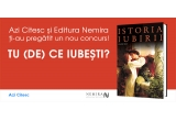 "3 x cartea ""Istoria iubrii"" de Simon May"