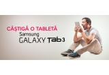 1 x tableta Samsung Galaxy Tab 3, instant Curs de legislatie rutiera