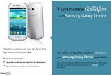 1 x Samsung Galaxy S3 mini