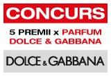 5 x parfum Dolce by Dolce&Gabbana EDP 75 ml
