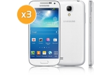 3 x smartphone Samsung Galaxy S4 Mini