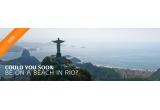1 x 2 bilete catre Rio de Janeiro