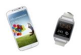 "1 x set Samsung Galaxy S4 16Gb I9500 White + Samsung Galaxy Gear V700 Smartwatch White, 21 x tricou ""Big Bang Theory"""