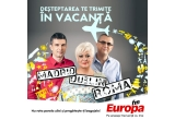 1 x city break Roma, 1 x city break Madrid, 1 x city break Dublin
