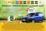 1 x masina autoutilitara Dacia Dokker Van, instant pachet de cafea Jacobs Kronung 500 gr