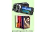 zilnic: pachet de carti de dragoste, saptamanal: camera video Sony
