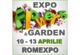 10 x doua invitatii la Expo Flowers & Garden 2014