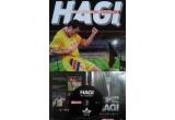 """1 x DVD cu selectii din meciurile lui Gica Hagi - """"Gheorghe Hagi – Volumul I Nationala"""""""