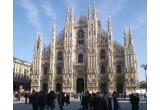 un sejur la Milano pentru 2 persoane cu 3 nopti de cazare la hotel de 3*** sau un travel set inscriptionat Adria Travel