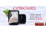 1 x tableta eReader Evobook 3