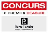 4 x ceas dama Pierre Lannier, 2 x ceas barbatesc Pierre Lannier