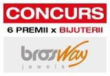 4 x colier Brosway, 2 x bratara Brosway