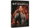 "1 x DVD cu filmul ""The Hunger Games: Catching Fire"""