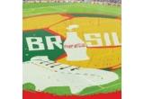 5 x bilet dublu la meciul din sferturile de finala ale Campionatului Modial FIFA 2014 din Rio de Janeiro + 300 euro diurna, 26.880 x minge de fotbal editie braziliana