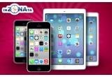 4 x iPad Air sau iPhone 5C