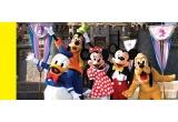 1 x excursie de 4 zile la Disneyland Paris
