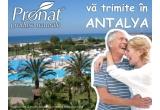 1 x sejur all inclusive de 7 zile in Antalya