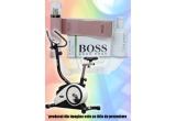 5 x parfum Boss, 1 x bicicleta magnetica fitness