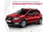 1 x masina Dacia Sandero Stepway, 5 x pereche casti SOUL SL300 aurii, 10 x rama foto digitala cu statie meteo, 20 x pachet Hama (casti + mouse)