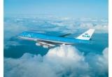 1 x 2 bilete de avion in jurul lumii cu KLM (cu 5 opriri)
